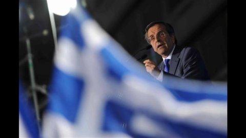Grecia, bene prima asta post elezioni
