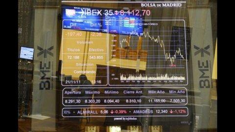 Asta Spagna: tassi esplodono oltre il 5%, buona la domanda