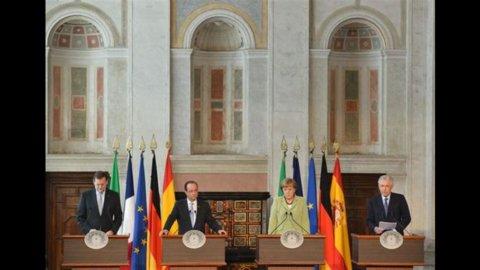 Vertice Ue a Roma: via libera a un pacchetto per la crescita da 130 miliardi di euro