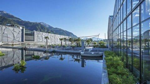 La Svizzera che non t'aspetti, tra banane, papaye e storioni: è la Tropenhaus di Frutigen