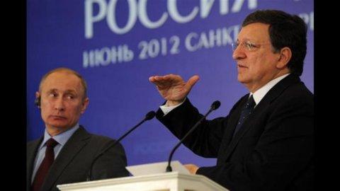 Barroso, Unione bancaria ma senza cambiare i trattati Ue