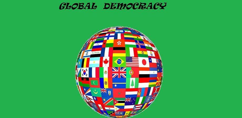 Leader e cittadini del mondo unitevi per una democrazia globale