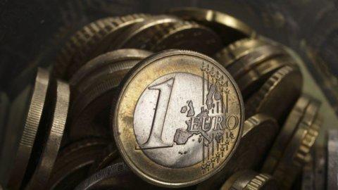 Bankitalia, euro-coin scende a giugno (-0,017%)