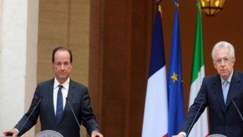 Europa a due velocità: Francia più vicina a Spagna e Italia che alla Germania