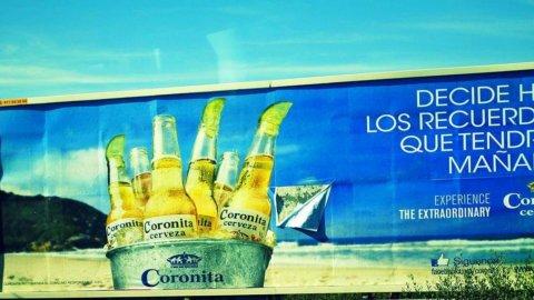 Birra, la Corona passa al gigante belga della Budweiser