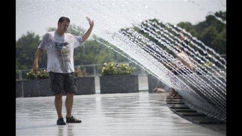 Caldo: piogge al Nord, sos al Centro-Sud