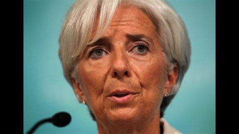 Fmi, Lagarde: anche Usa e Paesi emergenti rallentano