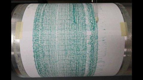 Terremoto a Roma, scossa di magnitudo 3.5