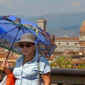 Caldo record: è il giorno di Minosse, 43 gradi in Sicilia