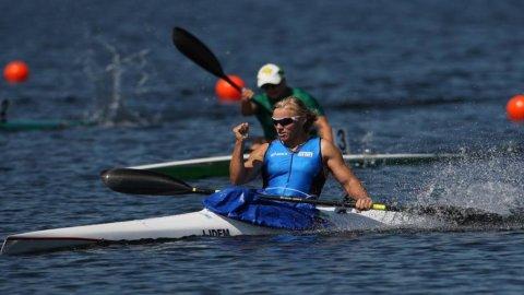 Londra 2012: l'incredibile storia di Josefa Idem, ancora in finale nella canoa a quasi 48 anni