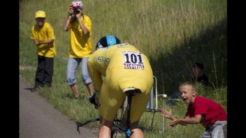 Re Wiggins ipoteca un Tour che rischia di essere già finito