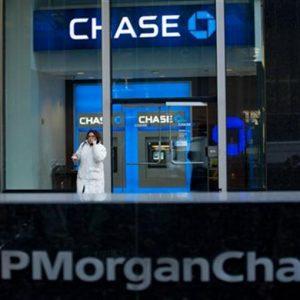 JPMorgan prevede 15 mila tagli di posti di lavoro nel 2013