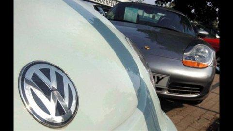 Volkswagen: vendite semestre +8,9%