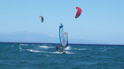 Olimpiadi, a Londra 2012 l'ultima volta del windsurf