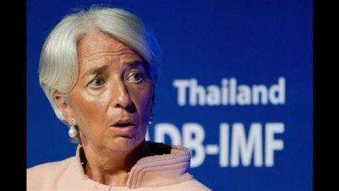 Fmi: Pil Italiano 2012 -1,9%, ma lo spread corre