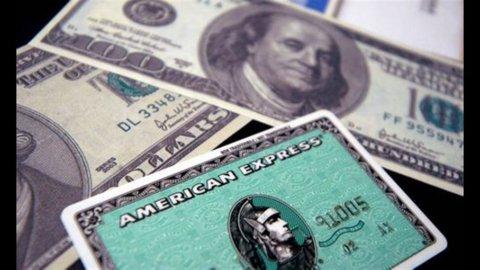 American Express: nel quarto trimestre gli utili raddoppiano ma deludono (di poco) le attese