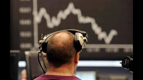 Borsa, il venerdì nero delle banche italiane