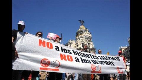 Spagna: ok agli aiuti dall'Eurogruppo