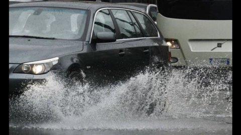 Circe è il ciclone mediterraneo che ci regala questo clima autunnale fino a questo mercoledì