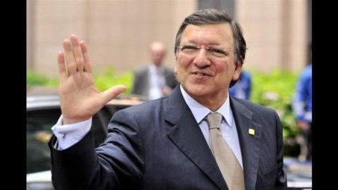La Commissione Ue assicura sugli aiuti del Fmi. E in Spagna De Guindos esclude un salvataggio.