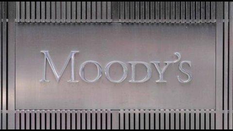 Moody's taglia rating a 17 banche tedesche: outlook negativo