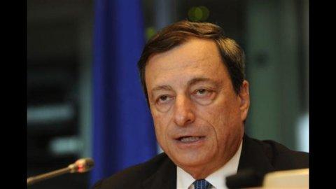 """Draghi: """"La Bce pronta a tutto il necessario per salvaguardare l'euro. E credetemi sarà sufficiente"""""""