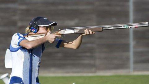 Londra 2012, il sorriso di Jessica Rossi illumina il sabato azzurro: oro con record nel tiro a volo