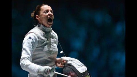 Olimpiadi, super Italia: storica tripletta del Dream Team di fioretto, d'oro anche gli arcieri