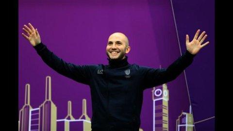 Olimpiadi Londra 2012: nella terza giornata solo l'argento di Campriani. Riscatto Pellegrini nei 200