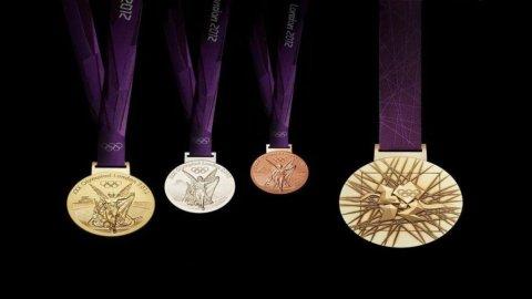Olimpiadi Londra 2012 – Quanto vale una medaglia olimpica? Il Coni paga 140mila euro per l'oro