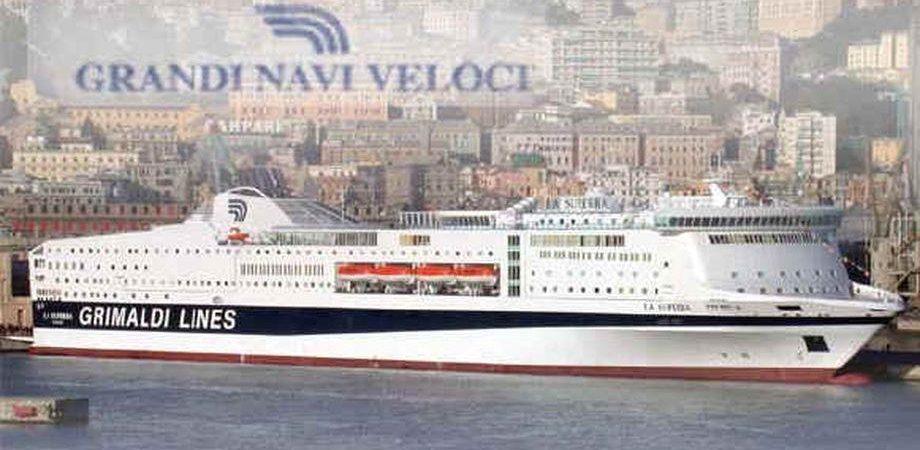 Grandi navi veloci al via la linea bari durazzo firstonline for Grandi arredi bari