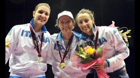Olimpiadi Londra 2012, scherma: il Dream Team di fioretto sa solo vincere. Canottaggio d'argento