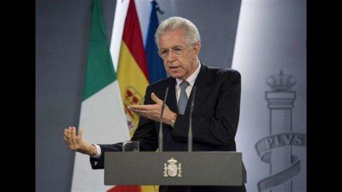 I tedeschi contro Monti: scatta la polemica