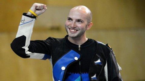 Olimpiadi Londra 2012: oro, argento e bronzo per l'Italia grazie ai tiratori e a Morandi agli anelli