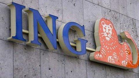 Ing, calano utili (-22,3% nel secondo trimestre) e esposizione al debito della Spagna