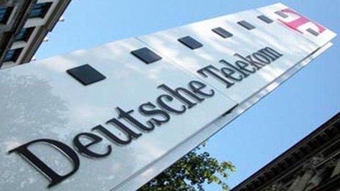 Deutsche Telekom, l'utile netto sale a 2,4 miliardi nei primi nove mesi