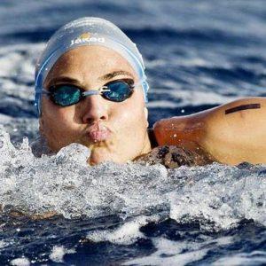 Londra 2012, arriva finalmente una medaglia dal nuoto: Martina Grimaldi bronzo nella 10 km di fondo