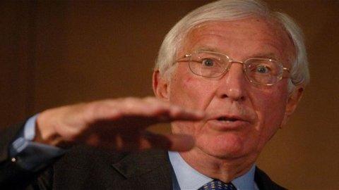 Barclays, Sir David Walker nuovo presidente