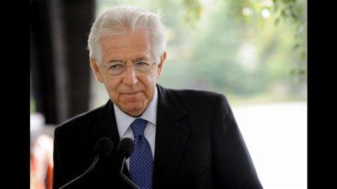 Monti: alle elezioni l'Italia saprà scegliere un nuovo premier