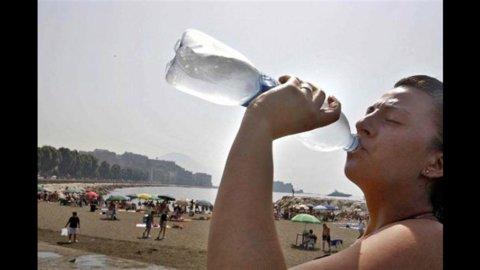 Caldo: inizia la settimana più calda dell'estate, Lucifero imperversa fino a giovedì