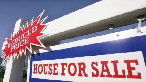 Usa, vendite di nuove case a luglio in aumento a 4,47 milioni