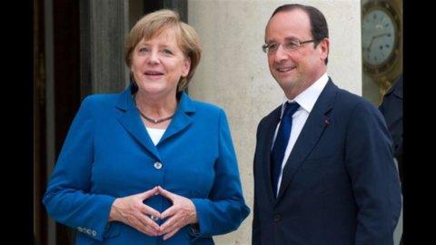 Grecia, tra Merkel e Hollande decide la Troika