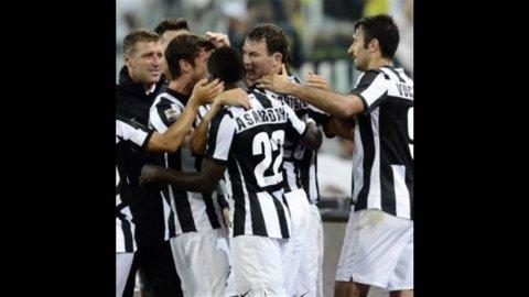 La Juve soffre ma espugna Marassi battendo il Genoa 1-0 grazie a Pirlo