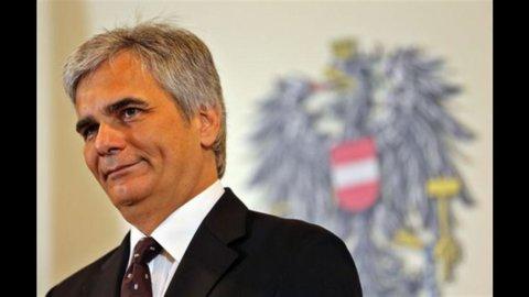 """Grecia, mano tesa dall'Austria: """"Diamo più tempo ad Atene, anche tre anni"""""""