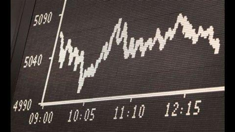 Il calo della fiducia e l'indice Schiller sulle case negli Usa mandano in rosso tutte le Borse