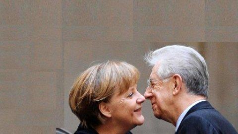 Monti cerca fiducia ma i tedeschi vogliono sapere quale sarà il futuro politico dell'Italia