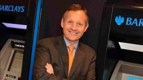 Barclays, nuovo Ceo e nuovi guai: Jenkins prende il posto di Diamond