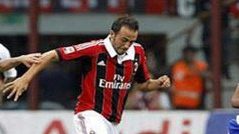 CAMPIONATO – Pazzo Milan, la tripletta di Pazzini gli regala la vittoria a Bologna e il sorriso