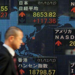 In Giappone il Pil crolla, ma la Cina protegge il Toro in Borsa