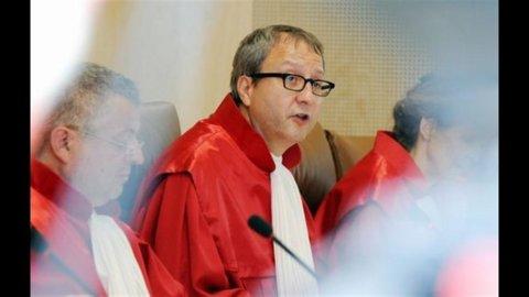 Dalla corte di Karlsruhe un sì per l'Esm, ma condizionato